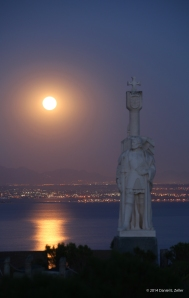 Cabrillo Moonrise