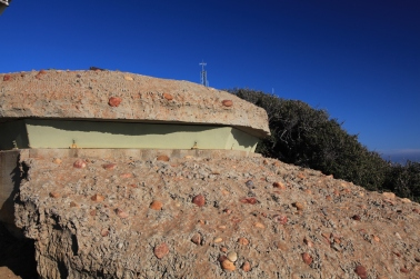 Bunker at Whale Overlook