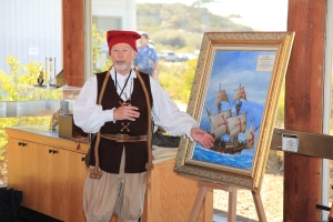 Roger C. Living History - Life as a 16th Century Sailor
