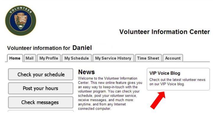 Volgistics VIP