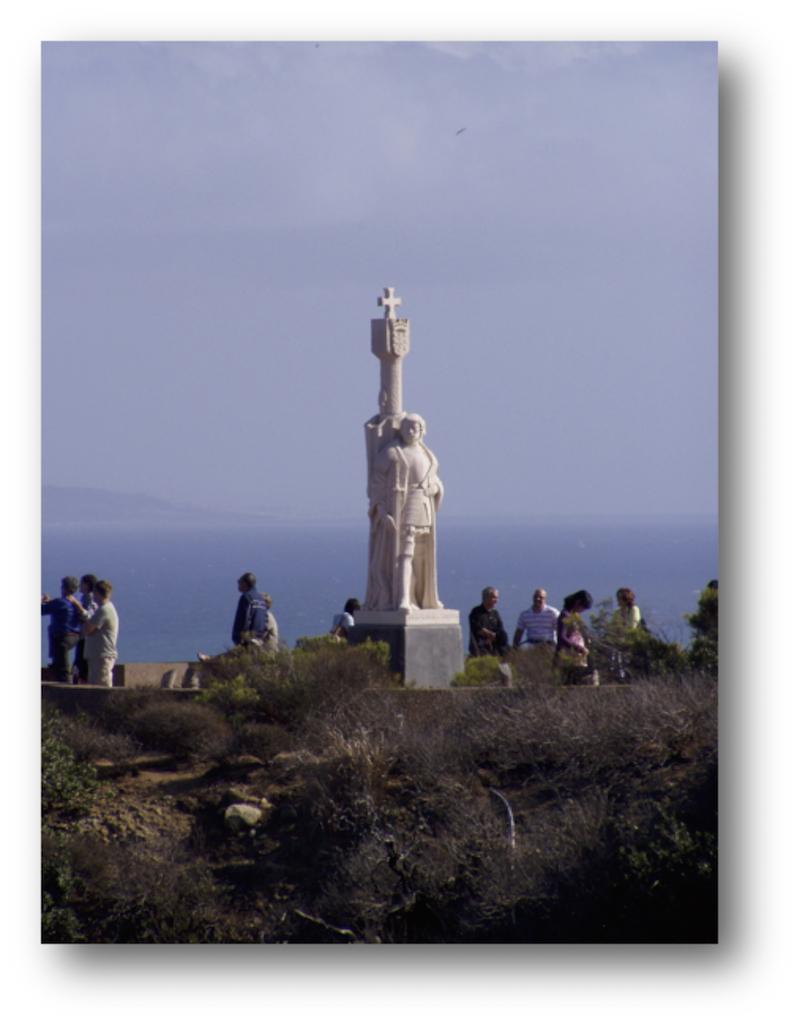 Cabrillo's Statue