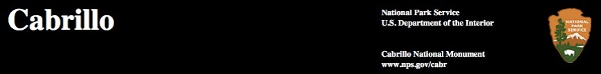 Cabrillo Banner