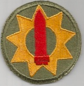9th Coast Artillery Insignia