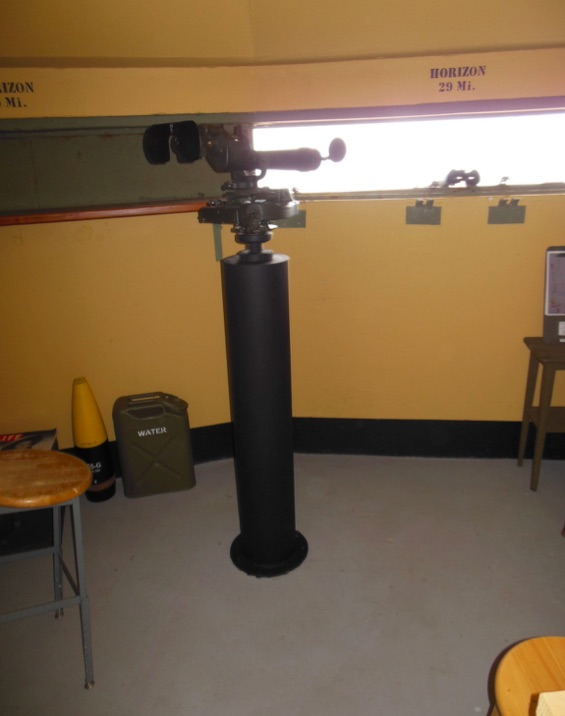 Azimuth Scope Pedestal
