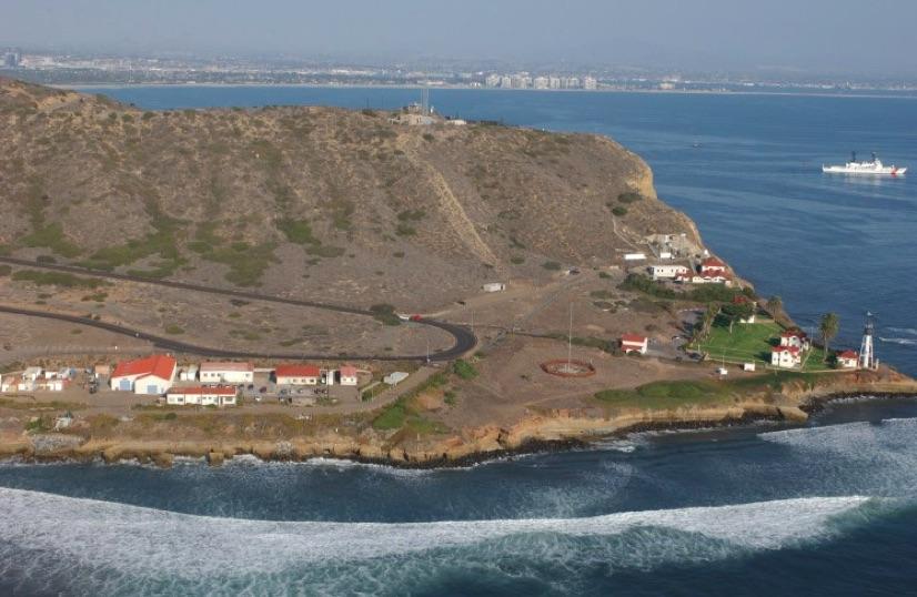 CNM Aerial view