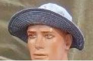 Denim Blue Fatigue Hat