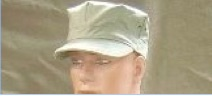 Herringbone Twill Cap