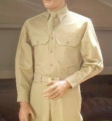 Khaki Shirt