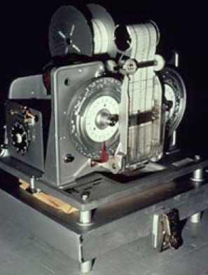 Mechanical Recorder