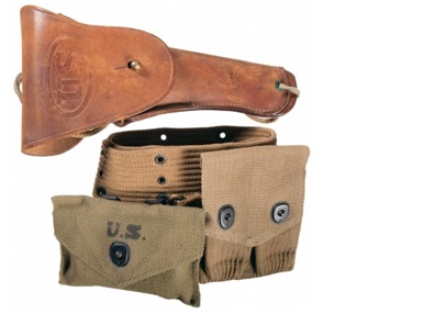 Pistol Belt Holster