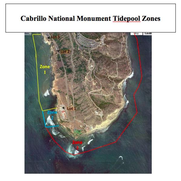Tidepool Zones