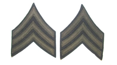 Wool Rank Insignia