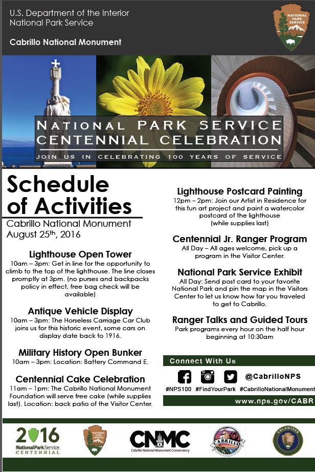 8_25_2016 Centennial plans