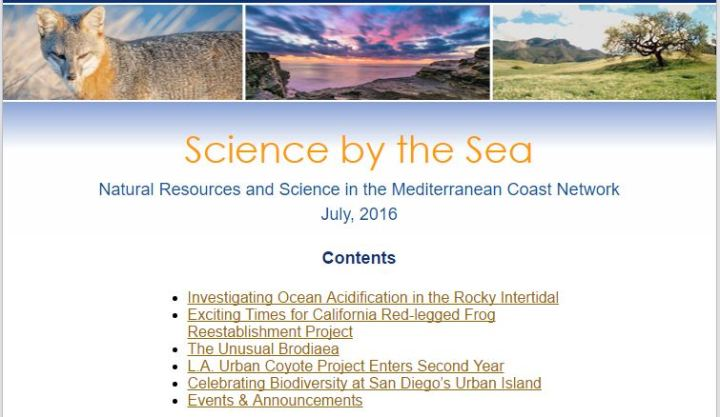 science by the sea