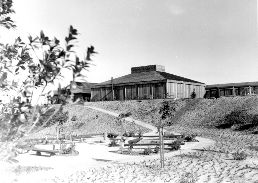 NPS Archives – Visitor Center Complex, 1967